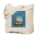 Norwalk Blvd Drive-In Theatre Tote Bag