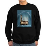 Norwalk Blvd Drive-In Theatre Sweatshirt (dark)