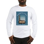 Norwalk Blvd Drive-In Theatre Long Sleeve T-Shirt