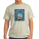 Norwalk Blvd Drive-In Theatre Light T-Shirt