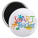 SmART Art Teacher Magnet