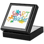 SmART Art Teacher Keepsake Box