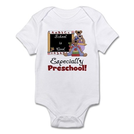 Preschool School is Cool Infant Bodysuit
