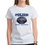 Hemet California Police Women's T-Shirt