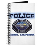 Hemet California Police Journal