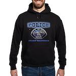 Hemet California Police Hoodie (dark)
