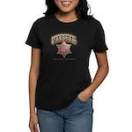 Jerome Arizona Marshal Women's Dark T-Shirt