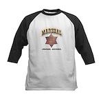 Jerome Arizona Marshal Kids Baseball Jersey