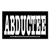 Abductee Decal