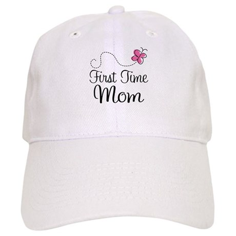 Fun 1st Time Mom Cap