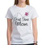 Fun 1st Time Mom Tee