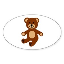 Teddy bear Decal
