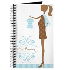 Chic Mom-to-Be Pregnancy Journal