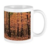 Country Road Fall Scene Mug