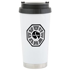 The Swan Ceramic Travel Mug