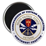 NW Chapter Logo Magnet