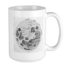 Moon Diagram Mug
