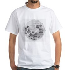 Moon Diagram Shirt