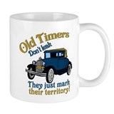 Old Timers Mug