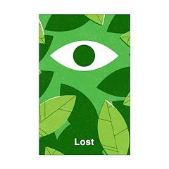 The Eye Mini Poster Print