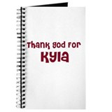 Thank God For Kyla Journal