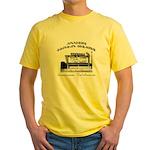 Anaheim Drive-In Theatre Yellow T-Shirt