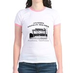 Anaheim Drive-In Theatre Jr. Ringer T-Shirt