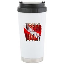WRECK DIVER Ceramic Travel Mug