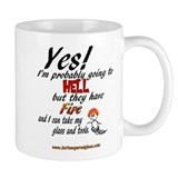 FireHeadz Hell Shirt Mug