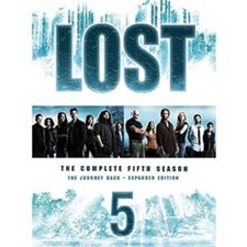 LOST: The Complete Fifth Season DVD