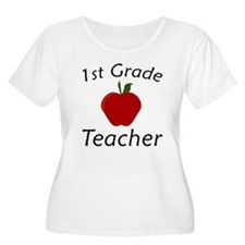 First Grade Teacher T-Shirt