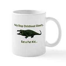 CHILDHOOD OBESITY Mug