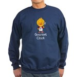 Gourmet Chick Sweatshirt (dark)