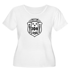 ZETA CREST - BLACK T-Shirt