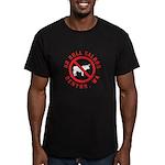 No Bull Saloon 1 Men's Fitted T-Shirt (dark)