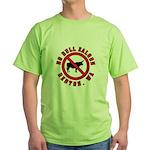No Bull Saloon 1 Green T-Shirt