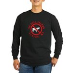 No Bull Saloon 1 Long Sleeve Dark T-Shirt