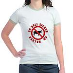 No Bull Saloon 1 Jr. Ringer T-Shirt