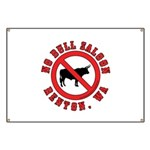 No Bull Saloon 1 Banner