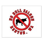 No Bull Saloon 1 Small Poster