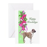 Anatolian Dog Christmas Greeting Cards (Pk of 10)