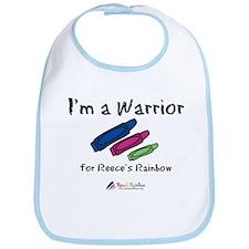 Little Warriors Bib