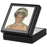 Cute Royal family Keepsake Box
