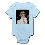 Cute Lady di Infant Bodysuit