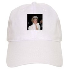 Unique Lady diana Baseball Cap