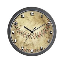 Baseball... Wall Clock