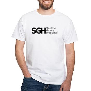 SGH White T-Shirt