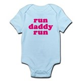 run daddy run Onesie