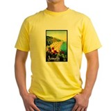 Vintage Amalfi Italy Travel T