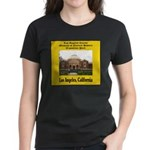 Los Angeles Museum of Natural Women's Dark T-Shirt